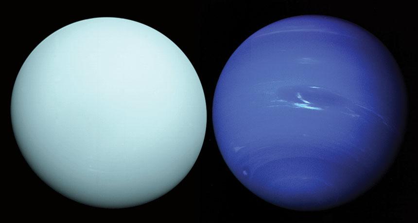 Urano e Nettuno: al via le missioni verso i 'giganti di ghiaccio'
