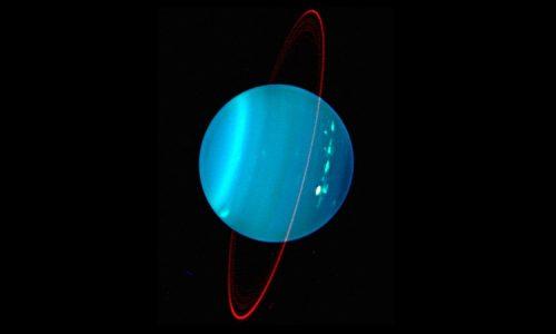 Urano, il campo magnetico 'apre le porte' al vento solare
