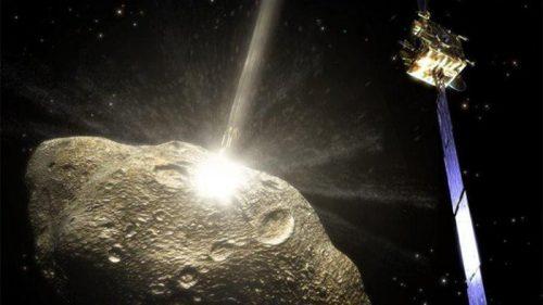 NASA: al via la missione per deviare un asteroide