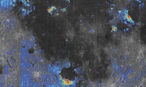 La Luna è ricca di acqua: la scoperta nel sottosuolo del satellite