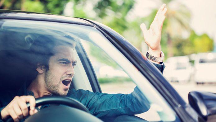 Rabbia al volante: la spiegazione degli psicologi americani