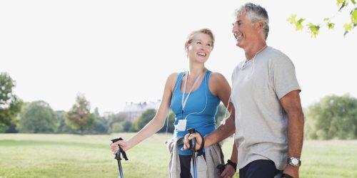 Lo sport? Può accelerare l'invecchiamento