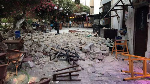 Terremoto in Grecia: l'origine nei movimenti della Placca africana