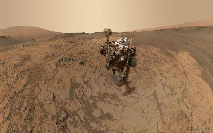 Nasa: missione su Marte per prelevare campioni da portare sulla Terra