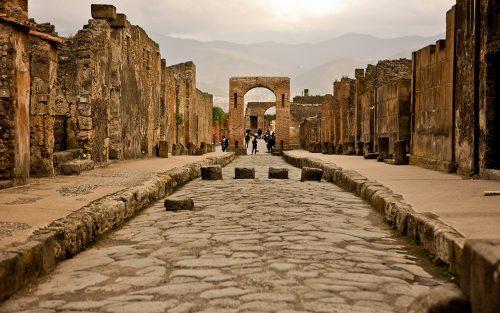 Pompei: antimonio 'killer silenzioso' degli antichi abitanti della città