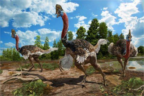 Dinosauro con la cresta: l'incredibile scoperta nella Cina meridionale
