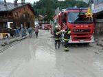 Maltempo a Cortina D'Ampezzo: forte nubifragio provoca un morto