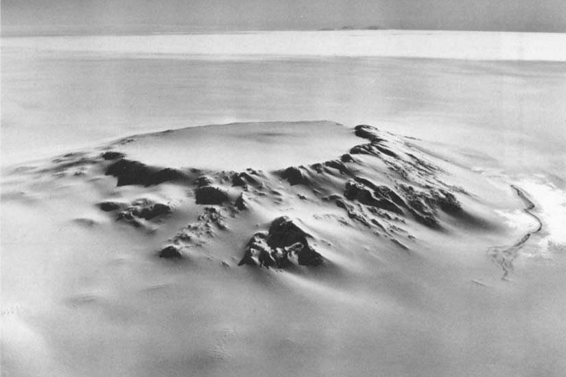 Antartide: le eruzioni vulcaniche sconvolsero il clima 17mila anni fa