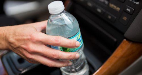 Guidare disidratati equivale ad essere ubriachi, la ricerca