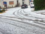Maltempo in Friuli-Venezia Giulia: grandinate intense in provincia di Udine