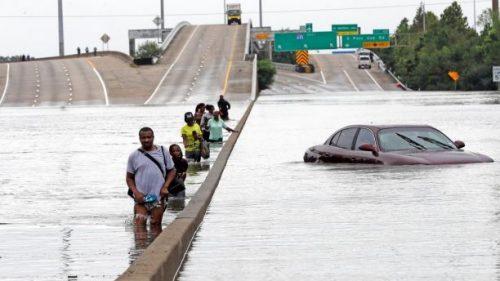 Harvey, la tempesta ha provocato un disastro ambientale: record di batteri in acqua