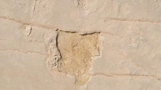 Creta: le antichissime impronte sono state rubate