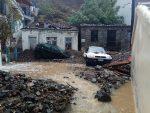 Grecia: il maltempo devasta l'isola di Samotracia