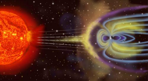 Tempesta magnetica in corso: domani in arrivo nuovo sciame di particelle