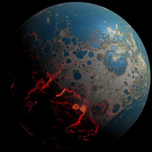 Terra: la tettonica delle placche è stata innescata dagli asteroidi
