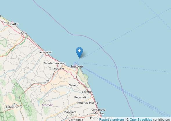 Terremoto Ancona: perché è stato avvertito così chiaramente?
