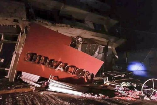 Terremoto Messico: almeno quindici morti, evacuazioni sulla costa