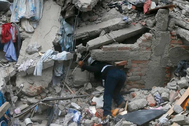 Terremoto Messico: oltre duecento morti, quattro milioni di persone senza elettricità