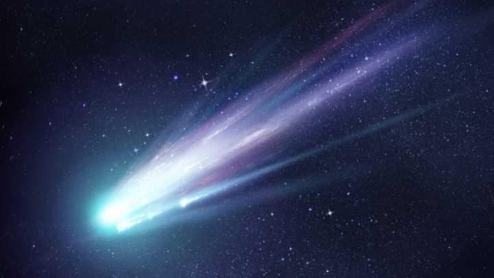 La vita terrestre nata grazie al ghiaccio delle comete?