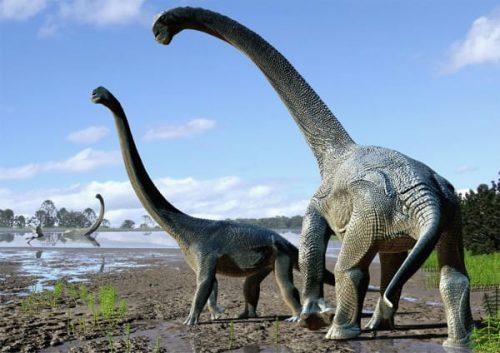 La fertilità del terreno è un'eredità del letame dei dinosauri