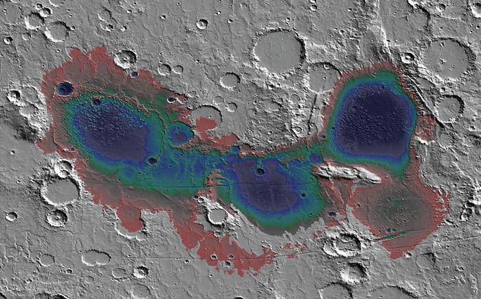 Marte: scoperta una sorgente idrotermale con condizioni favorevoli alla vita