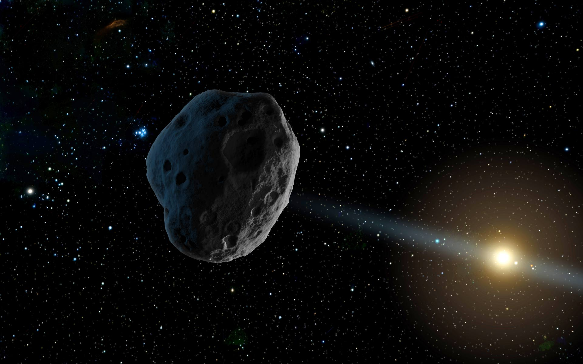A/2017 U1 è il primo oggetto interstellare mai osservato nel Sistema Solare