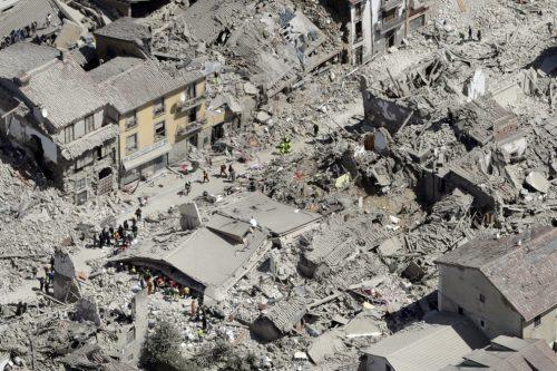 Vanadio, arsenico e ferro nelle acque: i segnali dell'arrivo di un terremoto?