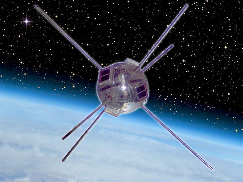 Vanguard 1, il più antico satellite orbitante intorno alla Terra