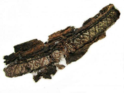 """Vichinghi: scoperta scritta """"Allah"""" su corredi funebri"""