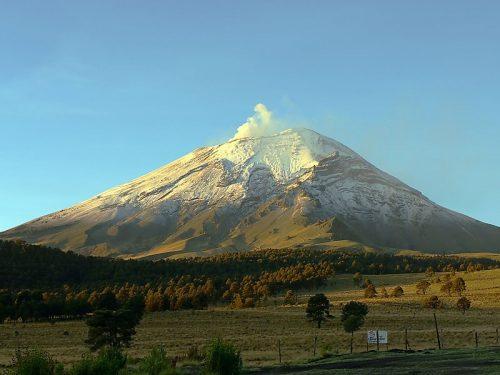 Messico: il terremoto provoca l'eruzione del vulcano Popocatepetl