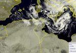 Possibile ciclone mediterraneo/medicane in formazione sul Mar Ionio