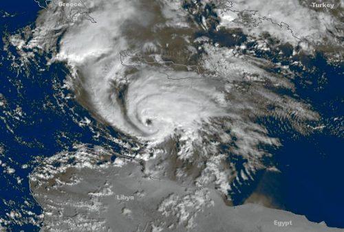 Mendicane, la pericolosità degli 'uragani' del Mediterraneo