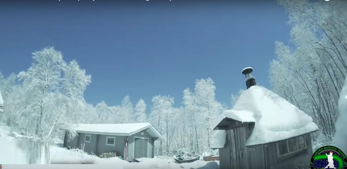 Meteora illumina la Lapponia, l'incredibile video