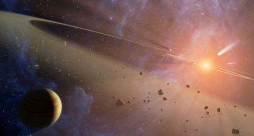Sistema Solare: scoperti cinque nuovi corpi celesti