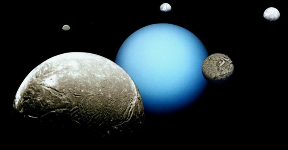 Spazio: le lune di Urano sono destinate a disintegrarsi