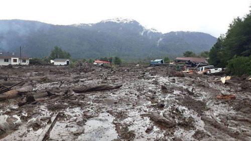 Alluvione Cile: undici morti e centinaia di sfollati, il video