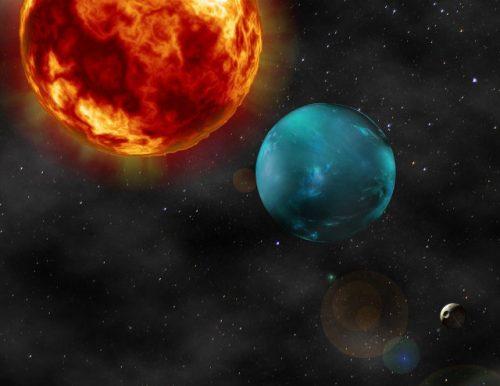 K2-106b, scoperto il primo pianeta di metallo