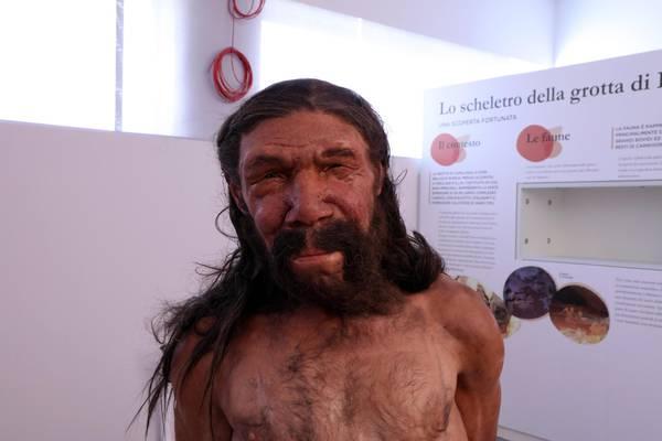 I nostri antenati erano alti 120 centimetri e pesavano 25 chili