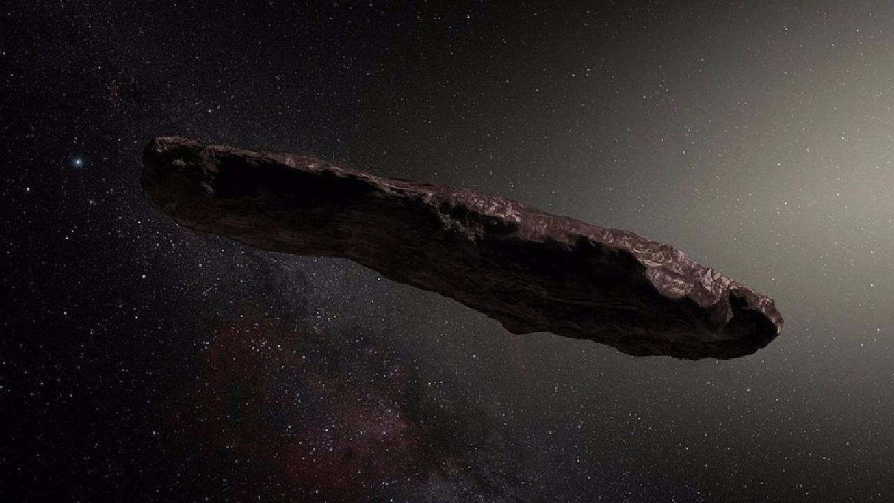 Oumuamua, ecco le caratteristiche del misterioso corpo celeste