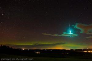 Geminidi: in arrivo il luminosissimo sciame meteorico