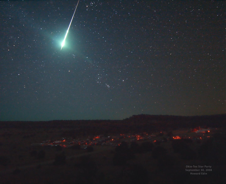 Geminidi, in arrivo spettacolare sciame meteorico