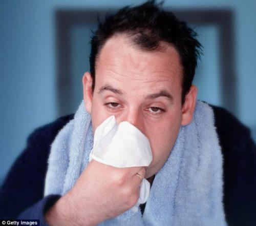Influenza: ecco perché gli uomini soffrono di più