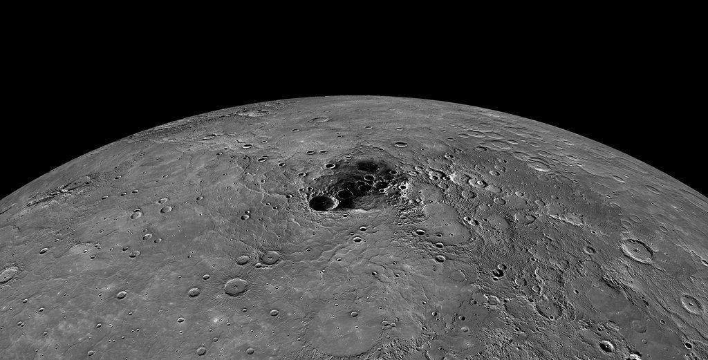 Mercurio, il pianeta che sfreccia a 48 chilometri al secondo