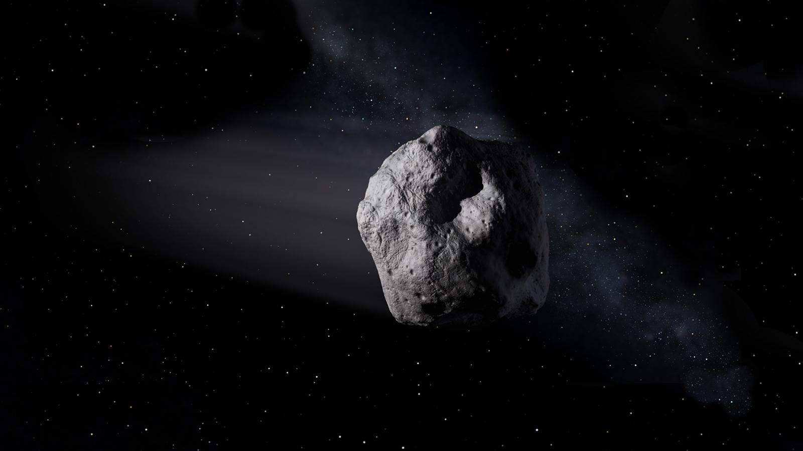 Spazio: cresce l'attesa per Phaethon, il misterioso oggetto in avvicinamento alla Terra