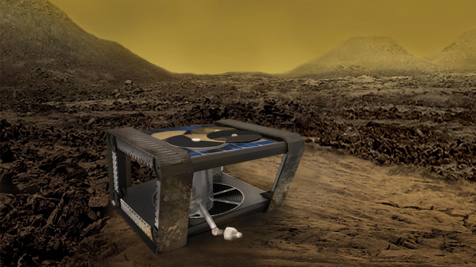 Venere: pronto il rover che sbarcherà sul pianeta infernale