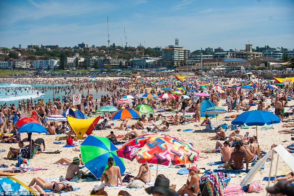 Caldo record in Australia: temperature oltre i 47 gradi a Sidney