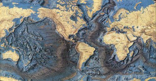 I fondali oceanici stanno sprofondando: l'allarme degli esperti