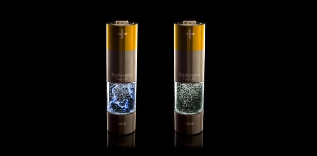 La batteria a idrogeno portatile