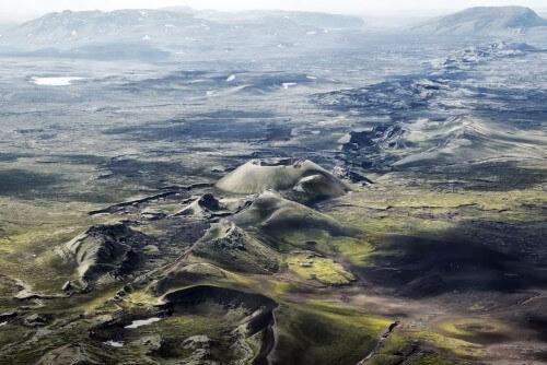 Vulcano Laki in Islanda monitorato per una possibile eruzione