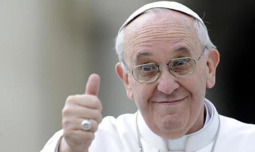 Papa Francesco sul Big Bang: la teoria non contraddice l'esistenza di Dio